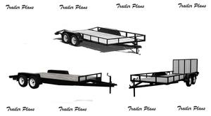 Trailer Plan Bundles